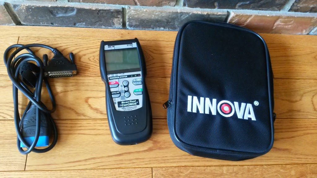 Innova OBDII Diagnostic Scan Tool (Thanks, Todd!)