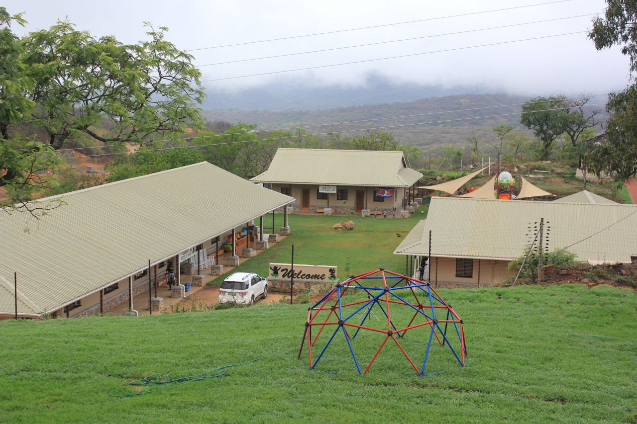 Project Canaan Children's Campus, Swaziland (Heart for Africa)